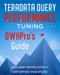 Teradata Book Query Performance Tuning